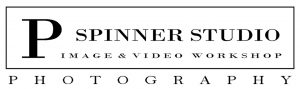 P-Spinner Studio Photography logo